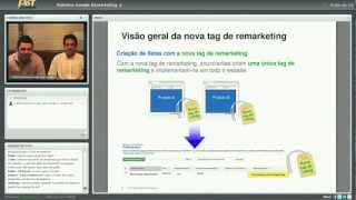 Palestra: Google apresenta o novo remarketing